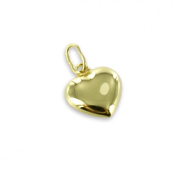 juwely24 ihr online juwelier anh nger herz gold 333. Black Bedroom Furniture Sets. Home Design Ideas